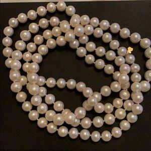 Tous Authentic pearl necklece